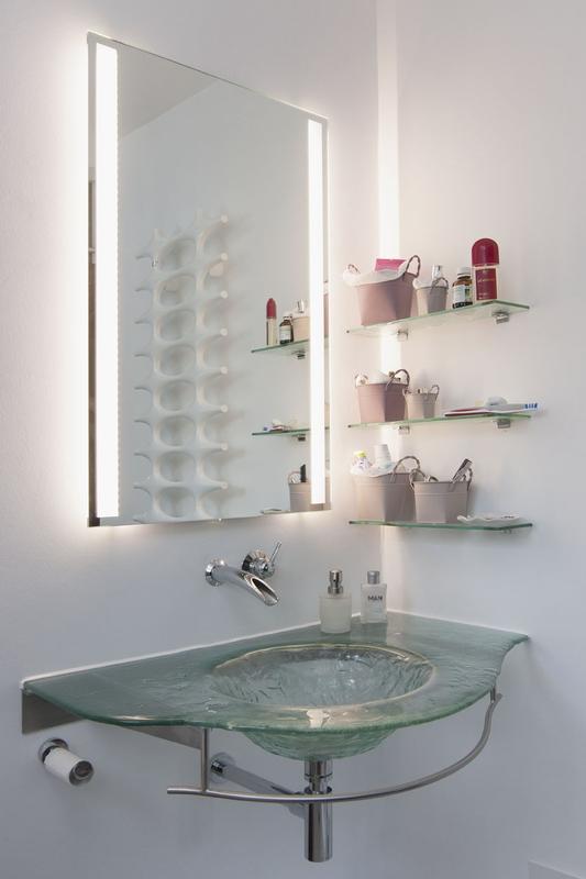 badezimmer glasdesign bus. Black Bedroom Furniture Sets. Home Design Ideas